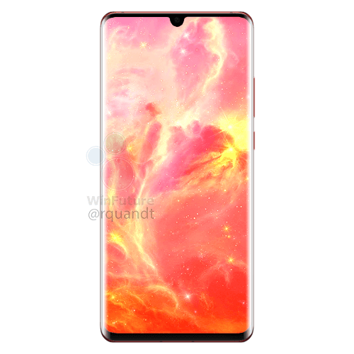 Huawei's P30 Pro 10X Zoom Lens & A New Gradient Color Leaked 4