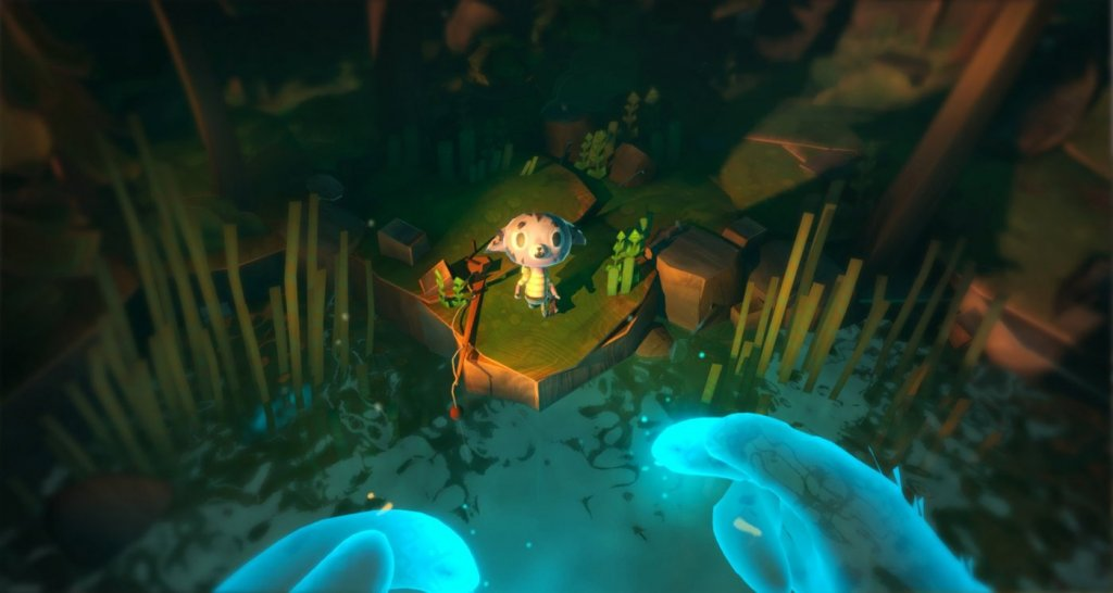 Ghost Giant Release Date Announced - A Must have PS VR Puzzle game? 9