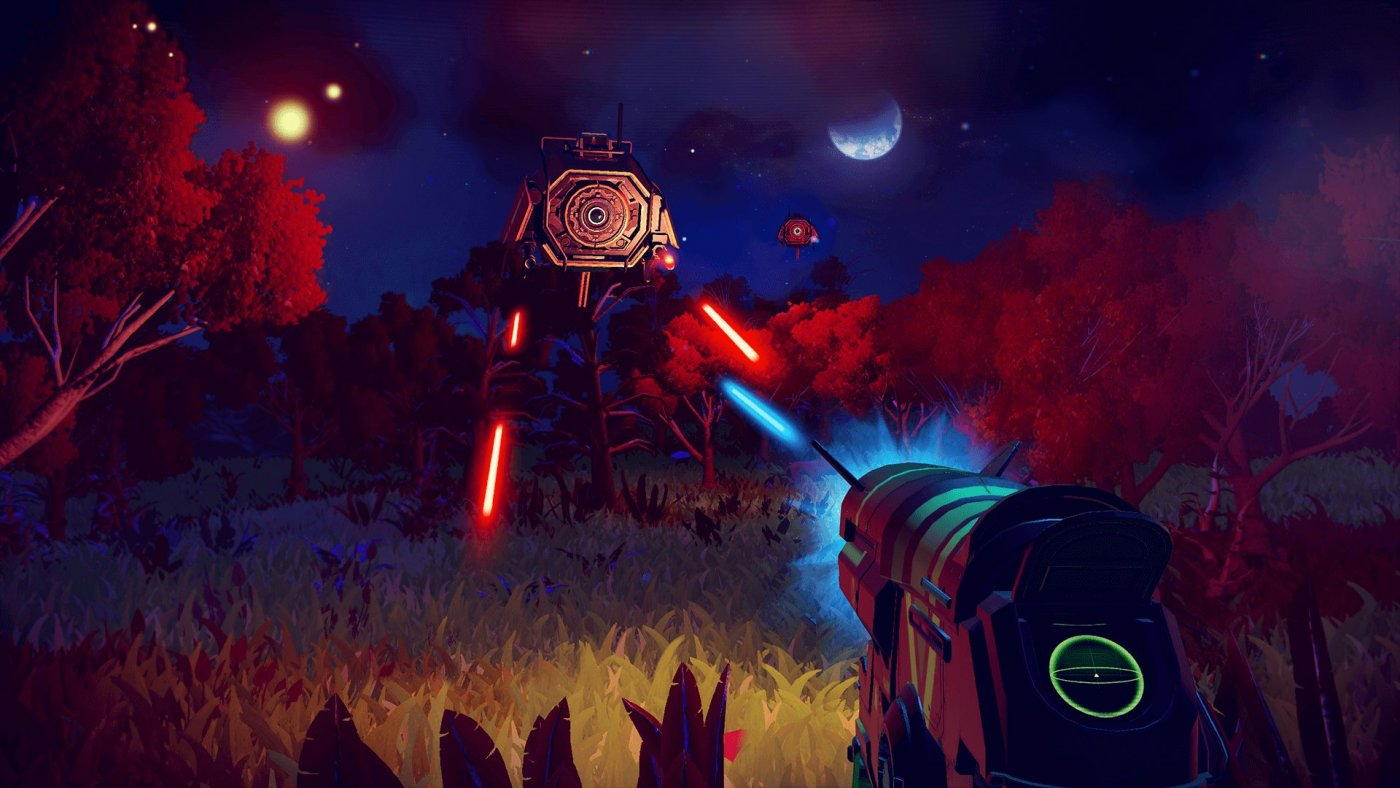 No Man's Sky Beyond Is Here - The Next Major Update To Revive No Man's Sky! 1