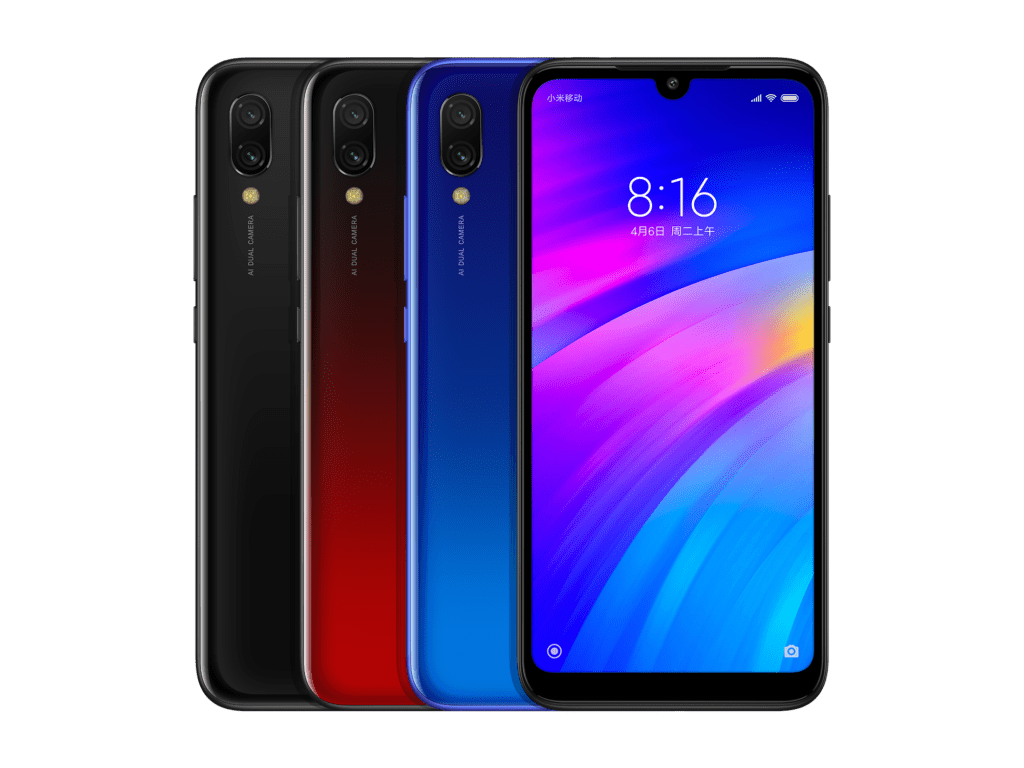 Xiaomi's Redmi 7 Launched - Hosts Snapdragon 632, 4000 mAh Battery & Much More 6