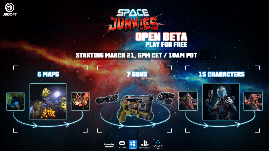 Space Junkies Makes Way TO PSVR With Open Beta - Experience Space Warfare In VR 7