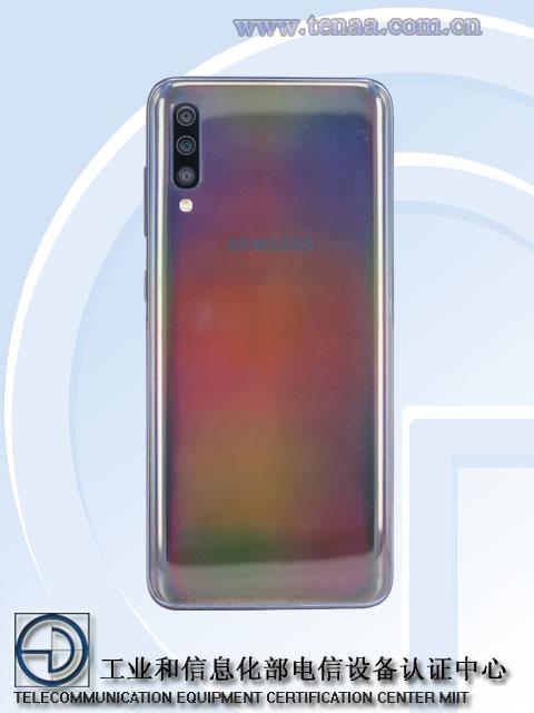Samsung Galaxy A60 & Galaxy A70 Appears On Tenaa - Features A Physical Fingerprint Sensor, 4400mAh Battery Punch-Hole Display 25