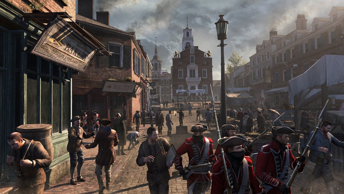 Assassin S Creed Iii Remastered System Requirements Revealed By