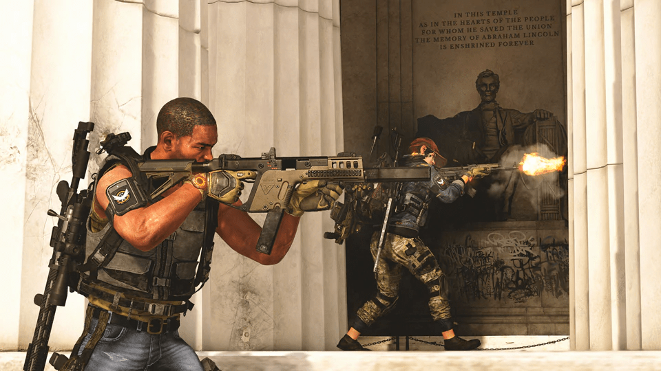 The Division 2 Review An Unexpectedly Excellent Shooter