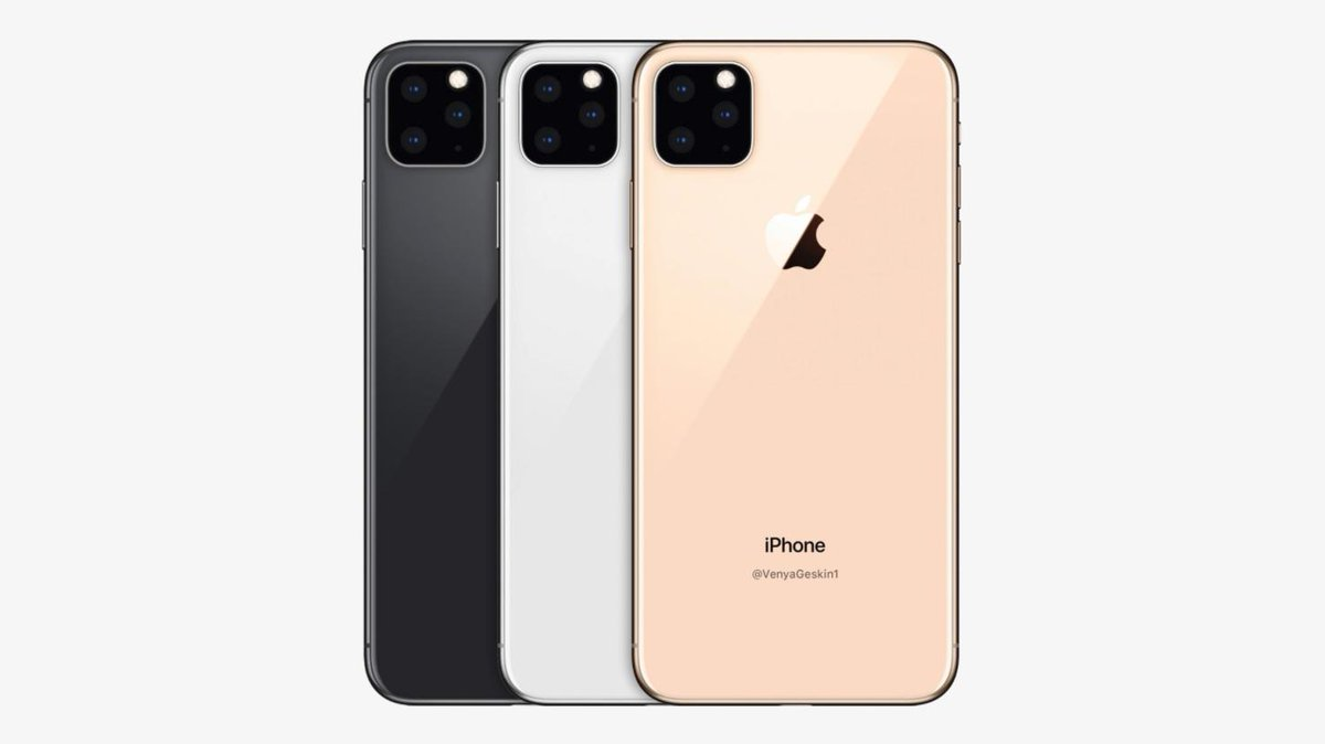 iPhone XI's Protruding Triple Camera Further Verified By Leaks 5
