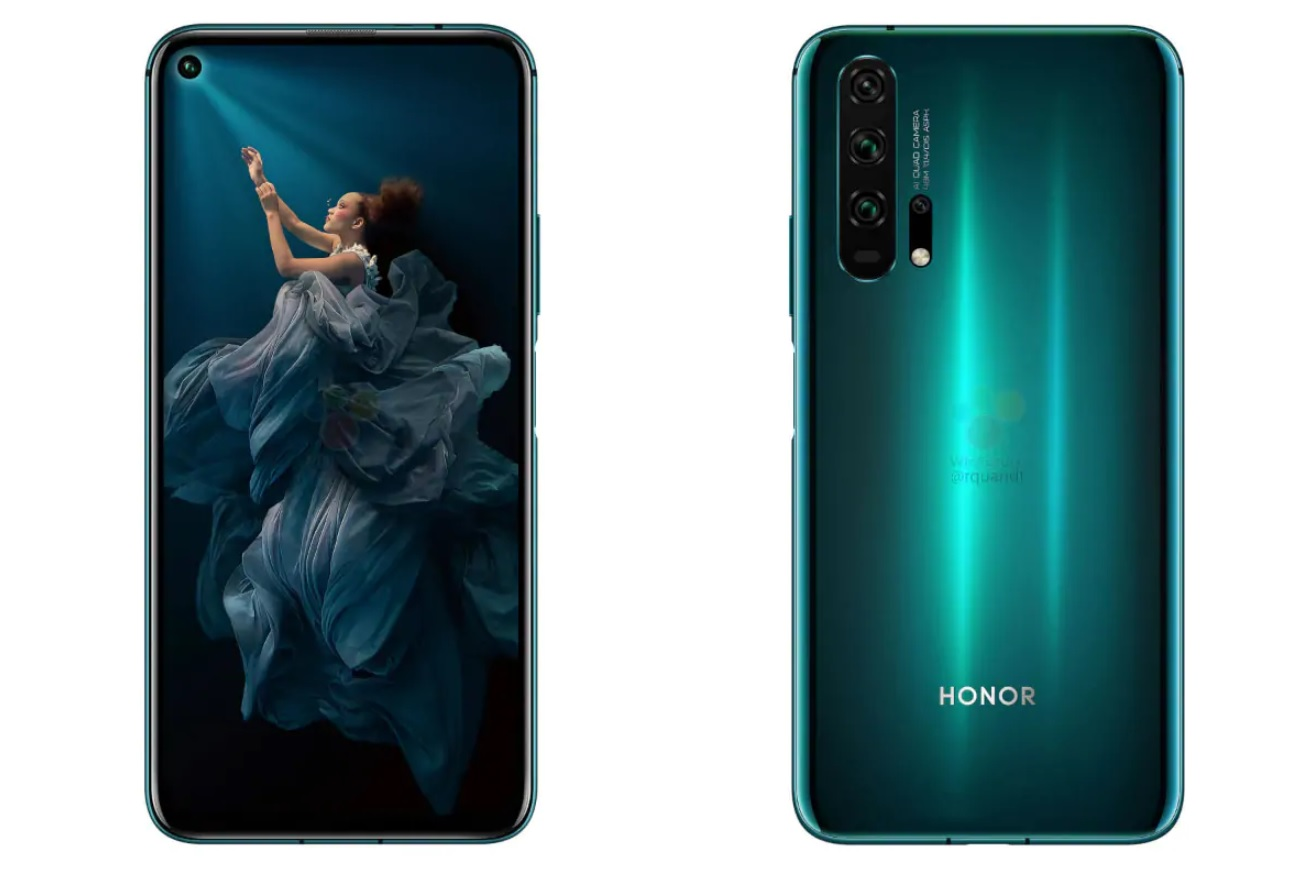 Huawei Announces The Honor 20 Pro - Huawei's Budget Brand Showcases Its Prowess 1