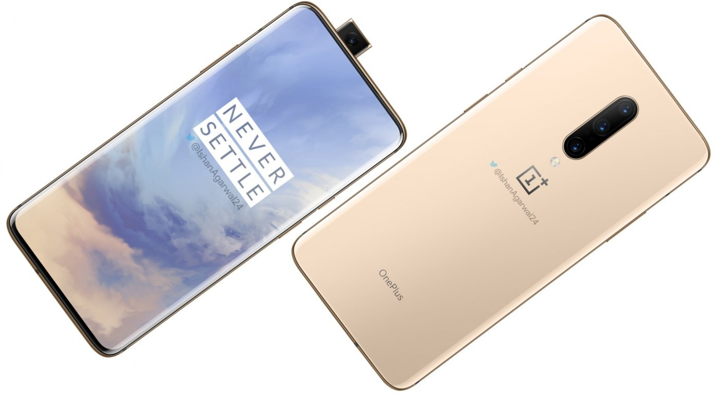 OnePlus 7 Announced - It's A Major Head Turner 1