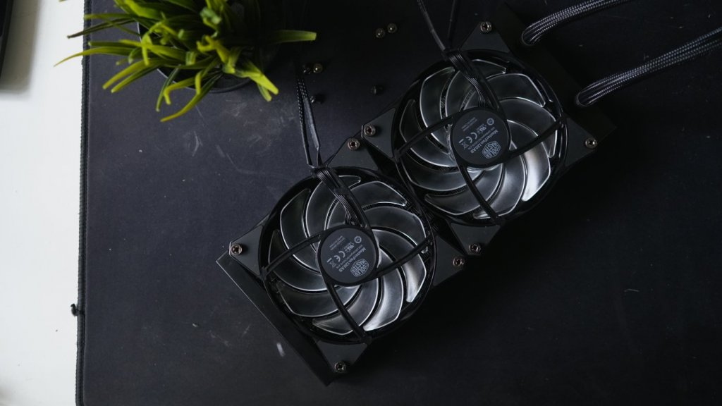 Cooler Master MasterLiquid ML240L RGB Review - A Killer Entry-Level Water Cooler 16