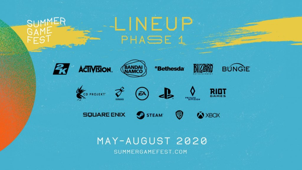 Summer Game Fest 2020, All You Need To Know 4