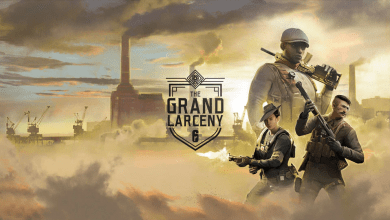 Rainbow Six Siege Goes Back In The 20s For The Grand Larceny Event 1