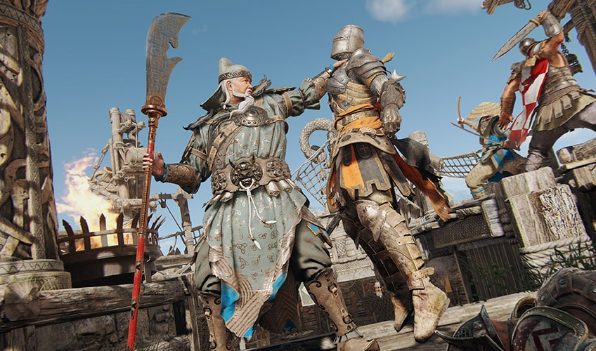 For Honor Gets A Price Cut On The PS4 - Available For Under $10 1