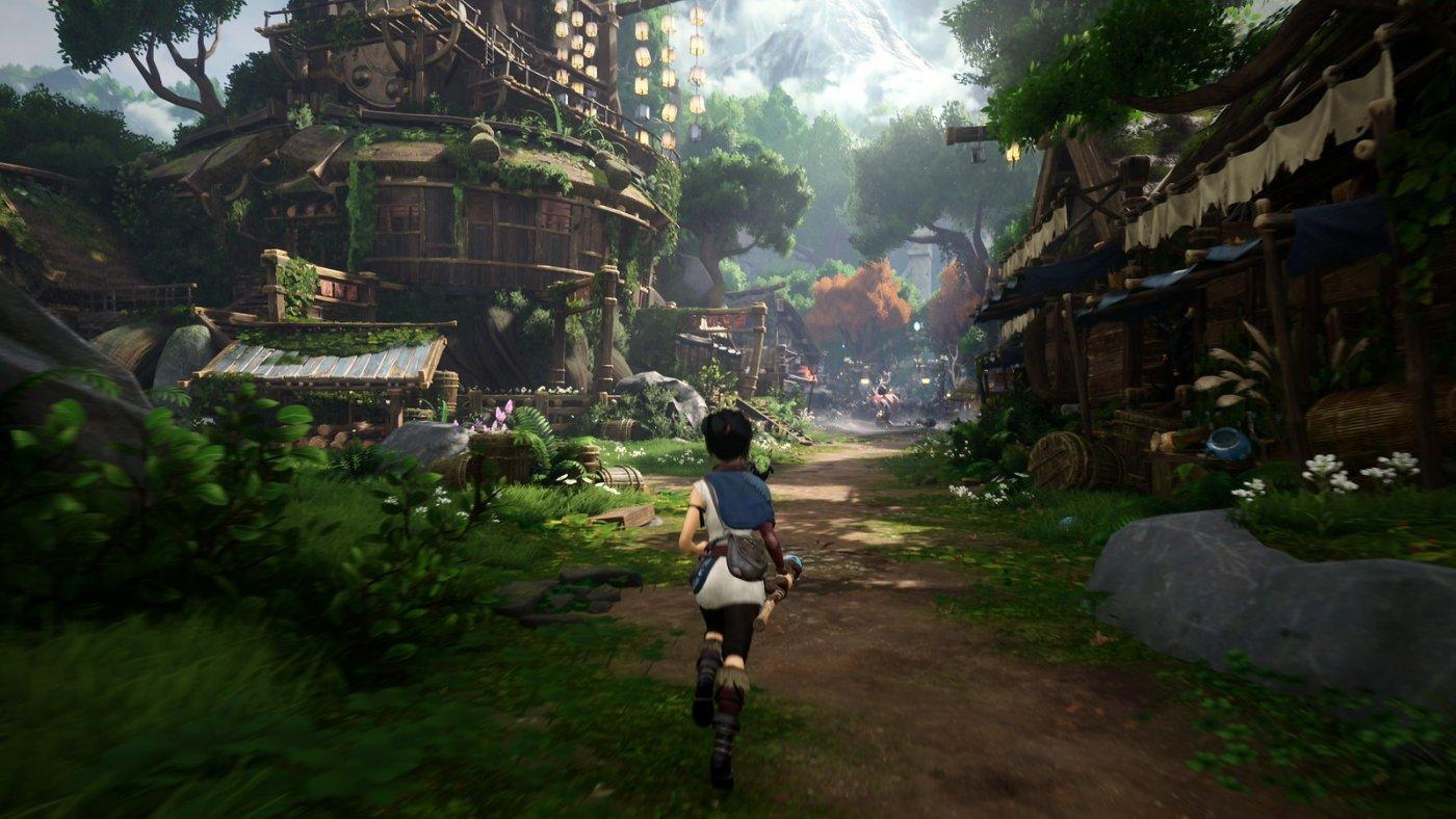 Kena: Bridge of Spirits Revealed On The Playstation 5 1