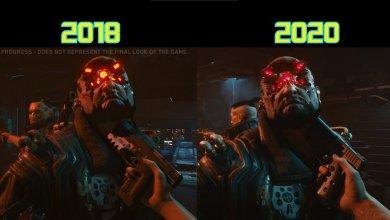Cyberpunk 2077 Graphics Comparison: 2018 VS 2020 - The Results Are Staggering 4