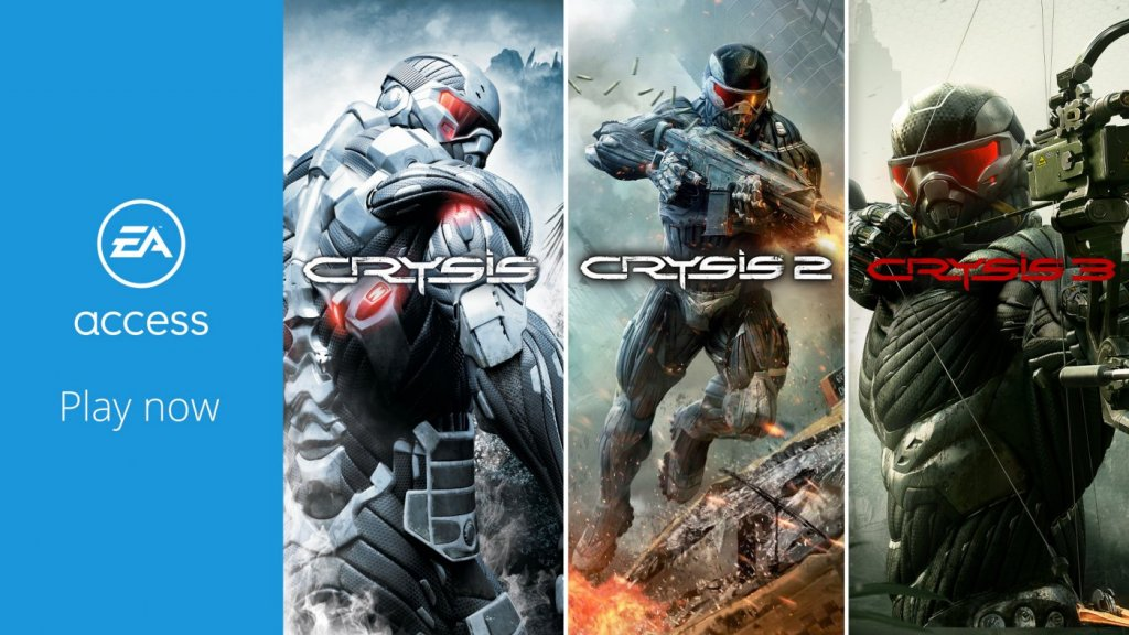 Crysis Trilogy Now Available On The Xbox One Through EA Access 4