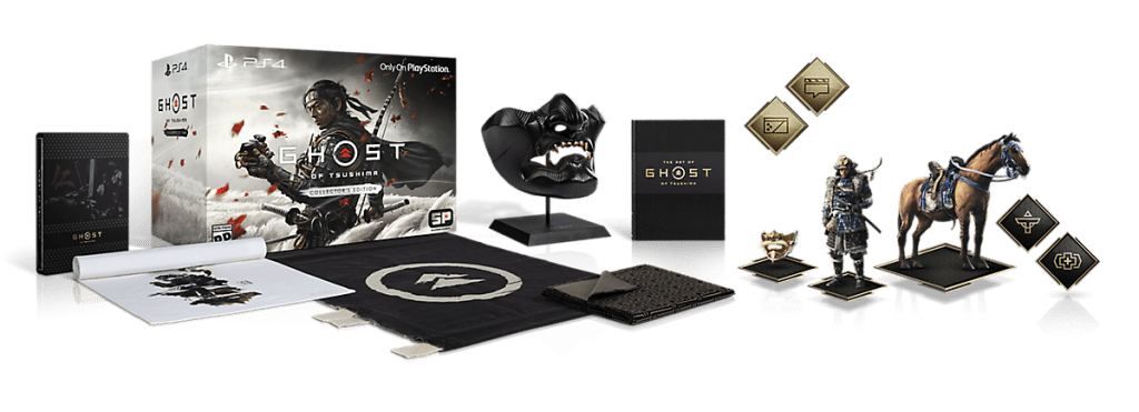 Here's A Closer Look At Ghost Of Tsushima's Collector's Edition 4