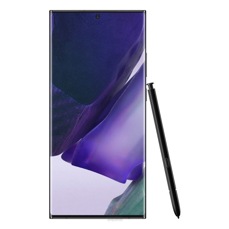 Samsung Galaxy Note 20 Ultra Official Renders Leaked - Here's Your Final Look Before It Goes Official 24