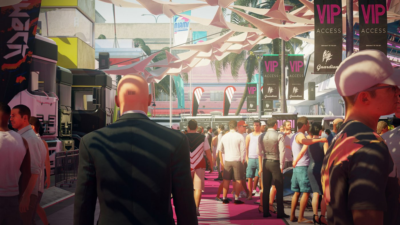 Hitman 2 Joins Ps Now S August List Of Games